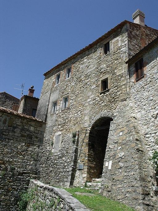Ospedale San Tomme (Ospedale di San Tommaso) in Rocchette di Fazio,