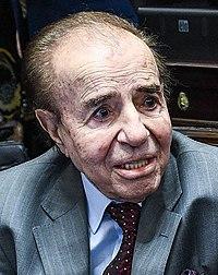 Carlos Menem - Wikipedia