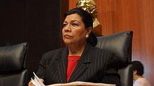 Martha Palafox Gutiérrez - Image: Senadora Martha Palafox 1