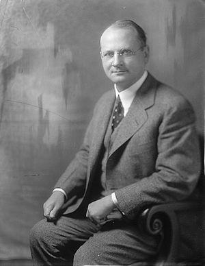 Edwin S. Broussard - Image: Senator Edwin Broussard seated