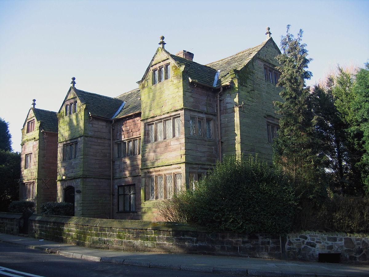 Seneschal's House, Halton - Wikipedia