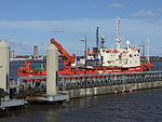 Sentinel at Liverpool Cruise Terminal - 2012-08-31 (4).JPG