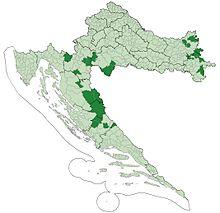 Serbian language in Croatia - Wikipedia