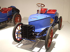 Gardner-Serpollet - Racing two-seater 1902