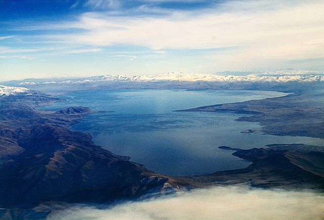 Lake Sevan is the largest body of water in Armenia and the Caucasus region.  It is one of the largest freshwater high-altitude (alpine) lakes in Eurasia