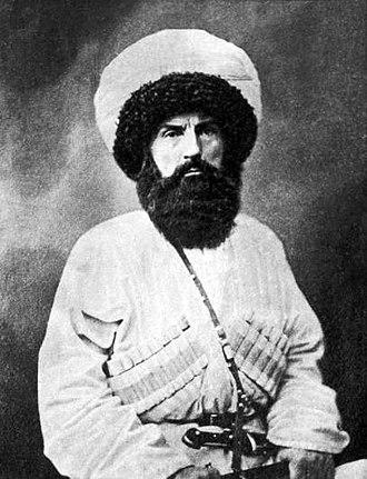Шамиль — Уикипедия  Шамиль