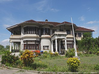 Hsipaw State - The Palace of the former Hsipaw State rulers
