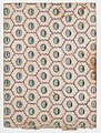 Sheet with abstract pattern with curved lines and dots Met DP886575.jpg
