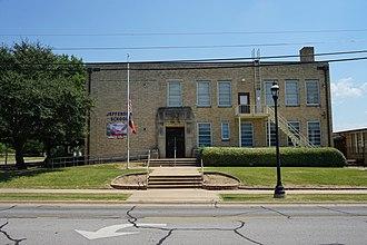 Sherman Independent School District - Jefferson Elementary School