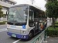 Shinnihon Sightseeing Bus Harukaze near Ogi-ohashi Station 02.jpg