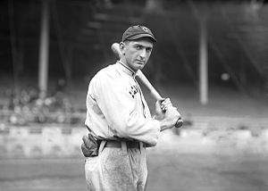 History of the Cleveland Indians - Shoeless Joe Jackson was an Indians outfielder from 1910–1915, and still holds franchise records for both triples in a season and career batting average.