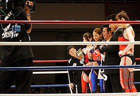 Shoot boxing on Fighting TV Samurai.jpg