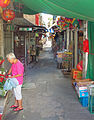 Shops along Wing On Street, Peng Chau, Hong Kong.jpg