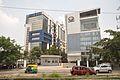 Shrachi and Emami Tower - 686 and 687 Anandapur - Eastern Metropolitan Bypass - Kolkata 2016-08-25 6121.JPG