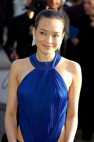 Shu Qi - Shu Qi at the 2009 Cannes Film Festival.