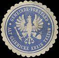 Siegelmarke Gemeinde-Vorstand Altglienicke Kreis Teltow W0382484.jpg