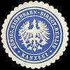 Siegelmarke Königliche Eisenbahn - Direction Berlin - Kanzlei W0229450.jpg