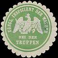 Siegelmarke K. Inspicient der Waffen bei den Truppen W0354437.jpg