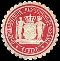 Siegelmarke Ostpreussische Besserungs - Anstalt Tapiau W0210781.jpg