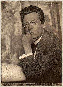 Sigmund von Hausegger, Kapellmeister MET DP72104
