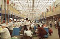 Silk Road 1992 (4367438735) Market in Xinjiang, 1992.jpg