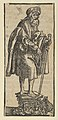 Silver Statuette of St. James the Greater, from the Wittenberg Reliquaries MET DP842092.jpg