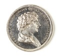 Silvermedalj, Karl XIV Johan, 1811 - Skoklosters slott - 109480.tif