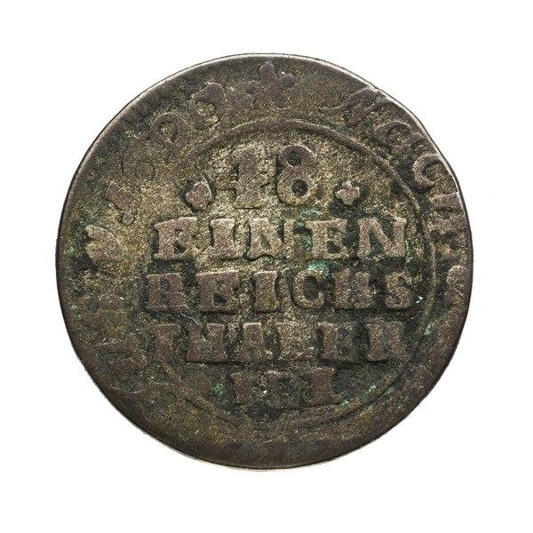 File:Silvermynt, 48 einen reichsthaler, från Pommern, 1763 - Skoklosters slott - 108682.tif
