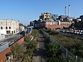 Silvertown and London City Airport railway station - from footbridge.jpg