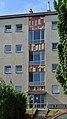 Simmering - Gemeindebau Salvador-Allende-Hof - Stiege 78.jpg