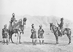14th Prince of Wales's Own Scinde Horse - Image: Sindhhorse