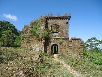 Dudhauli - Image: Sindhuli Fort 01