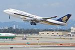 Singapore Airlines Boeing 747-400; 9V-SPN@LAX;21.04.2007-466pc (4289438662).jpg