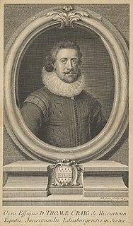 Thomas Craig (jurist)