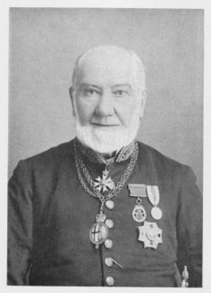 Albert Woods - Sir Albert W. Woods, Garter Principal King of Arms 1869–1904