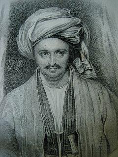Alexander Burnes Explorer, political officer in British India