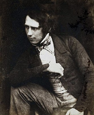 James Young Simpson - James Young Simpson, c. 1843-47.