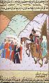 Siyer-i Nebi - Muhammad wird mit großer Freude in Medina empfangen.jpg