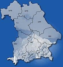 Skigau Oberpfalz