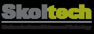 Skolkovo Institute of Science and Technology - Image: Skoltech logo