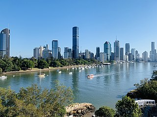 Brisbane River river in Queensland, Australia
