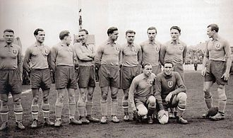 Slovakia national football team - Former Slovakia national team before 1945
