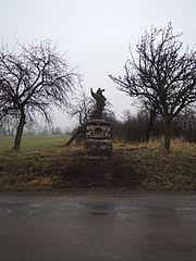 Podstavec sochy