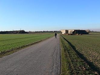 Bridge to nowhere - Soda-Brücke Euskirchen
