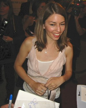 Sofia Coppola - Coppola in 2003