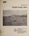 Soil survey of Payette County, Idaho (IA soilsurveyofpaye00rasm).pdf
