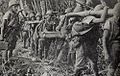 Soldiers of IJA 15th Army are carrying a Type 41 Mountain gun during Operation U-Go.jpg