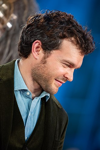Han Solo - Alden Ehrenreich portrayed a younger Han Solo in Solo: A Star Wars Story.
