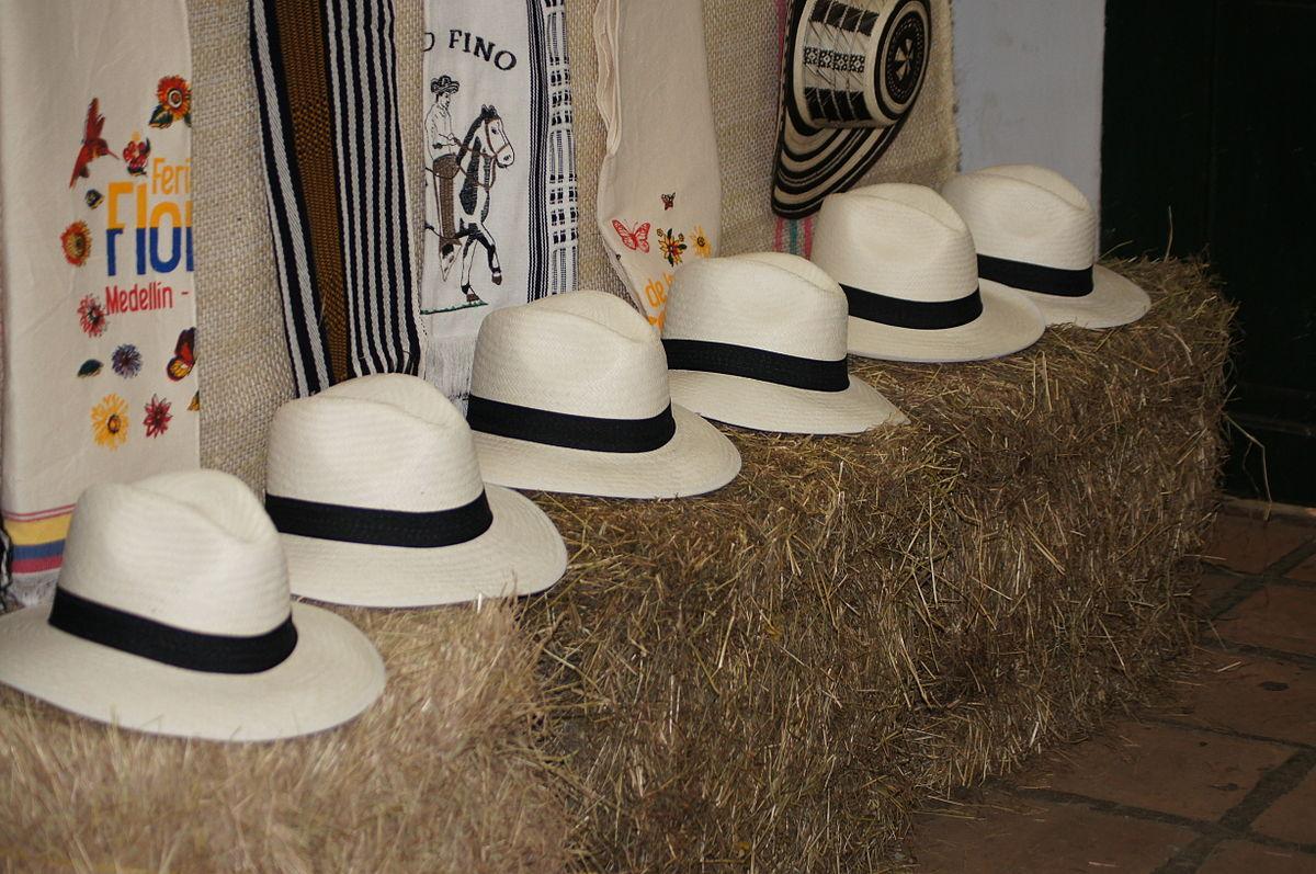 Sombrero antioqueño - Wikipedia 572ba29cf0c9