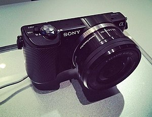 Sony α5000 - Image: Sony A5000